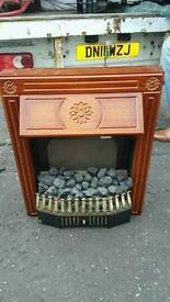 Electric false coal fire £45 delivered