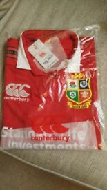 British Lions 2017 Official Rugby Top - Medium