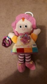 Tomy Lamaze doll suitable from birth
