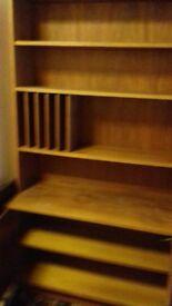 Wooden wall unit very solid