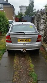 Astra 1.6 sports with 6 months mot and new timing belt for 399 only.