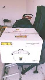 Electric rice cooker 23 litre