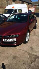 Alfa Romeo 159 2,4 diesel, manual