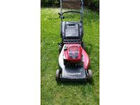 Mountfiekd 21 inch cut lawnmower