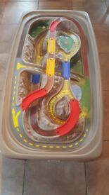 Step 2 road and rail track table rrp £100 Grab a bargain.