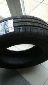 BRAND NEW KHUMO CAR TYRE FOR SALE