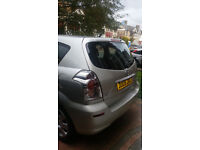 2005 toyota corolla verso 1.6cc 7 seater mpv patrol mot good condition