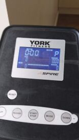 York Fitness 2 into 1 Cross Cycle Trainer