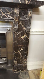 Marble Fireplaces inserts ect