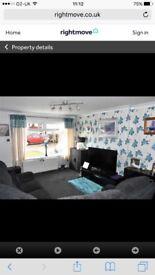 3 Bedroom semi detached house, braeside, Greenock