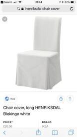 Ikea dressed chairs