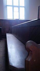 Antique Church Pew(s)