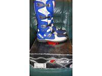 SIDI Motorcross boots
