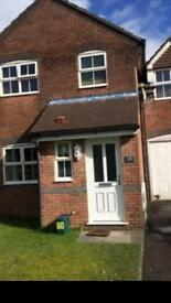 Double room to rent in house share