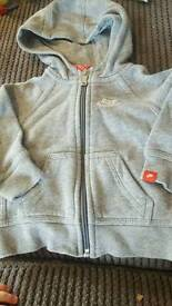 Nike tracksuit 6-9months