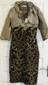 dress with little jacket size 8