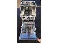 Lamona slimline fully integrated dishwasher