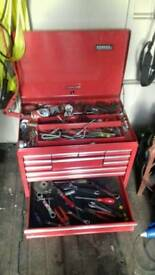 Kennedy professional tool box full of tools
