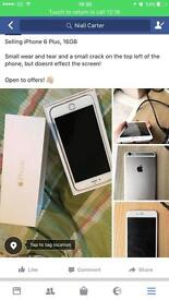 I phone 6 plus for sale!!