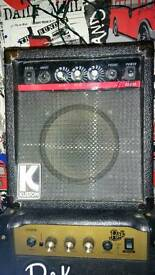 K kuston guitar amp