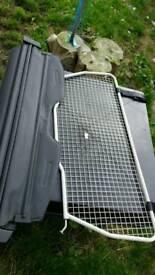 Vauxhall astra estate dog gard