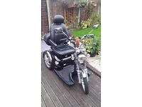 Sport Rider SR001BLK Mobility Scooter & Weather Cover - Excellent Condition - 178 miles on the clock