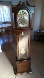 Wood & Sons Grandfather Clock