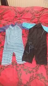 Boys clothes bundle swimming suit