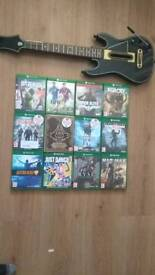 Xbox one 12 game bundle