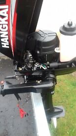 3.5hp Outboard Engine Perfect condition