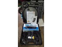 Satgear 40cm Satellite Suitcase Kit With M30/12v EASYFIND Receiver