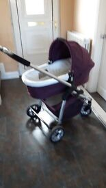 iCandy Pram/Buggy/Car Seat Complete System