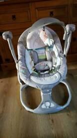 Ingenuity baby swing