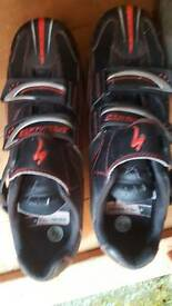 Specialized Mens Cycling Shoes size 43
