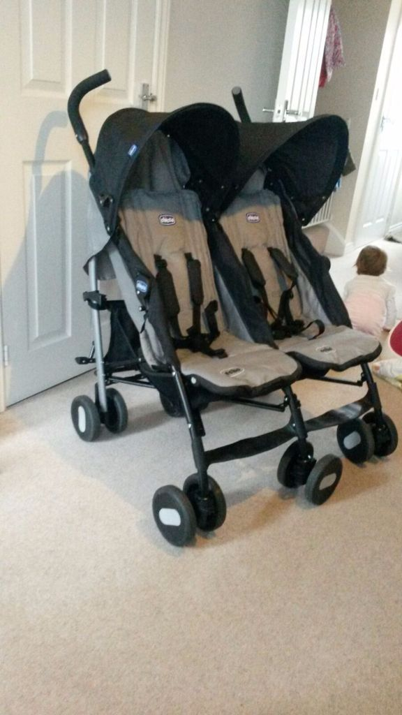 Chicco Double Buggy In Liberton Edinburgh Gumtree