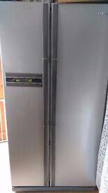 SAMSUNG American style Fridge Freezer RS20CCMS 5
