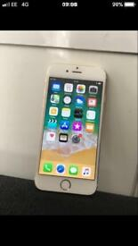 Apple iPhone 6 for sale on all networks.