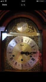 Grand-daughter clock