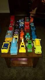 Huge bob the builder toy selection!