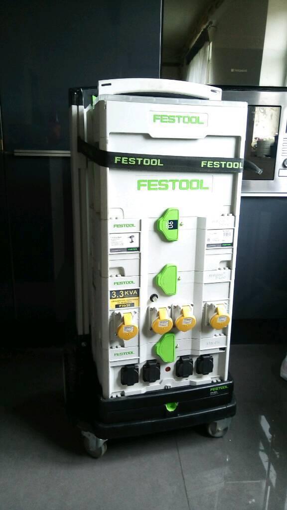 Festool 110v Transformer In Burton On Trent