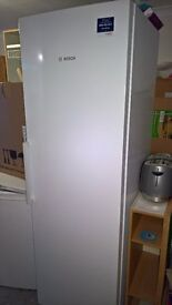 Bosch tall upright freezer, excellent condition