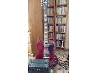 Encore sg guitar