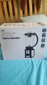 Brand new table electric blender