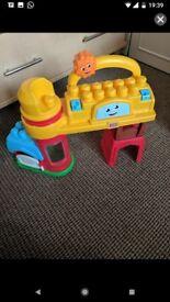 Mega blocks toy