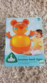 Bounce Back tiger 6 months +