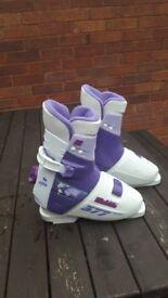 Raichle ski boots size 5