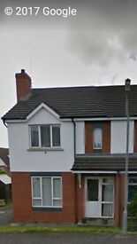 3 bedroom house to let in Portadown area