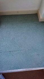 80 carpet tiles 50x50