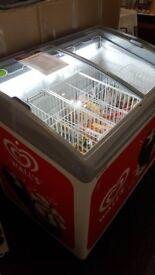 Walls Vista 12 LED Ice Cream Freezer