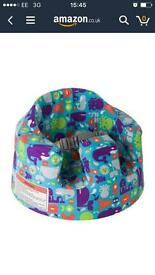 Bumbo floor seat cover New sea critters design